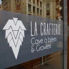 Façade La Crafterie article