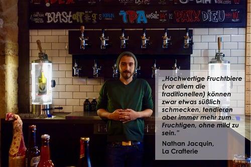 Nathan Jacquin, La Crafterie article DE
