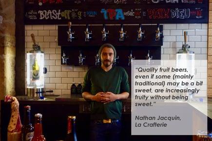 Nathan Jacquin, La Crafterie article EN