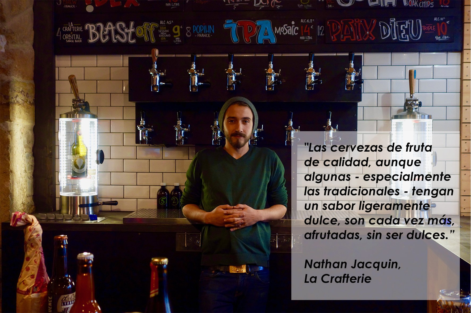 Nathan Jacquin, La Crafterie article ES